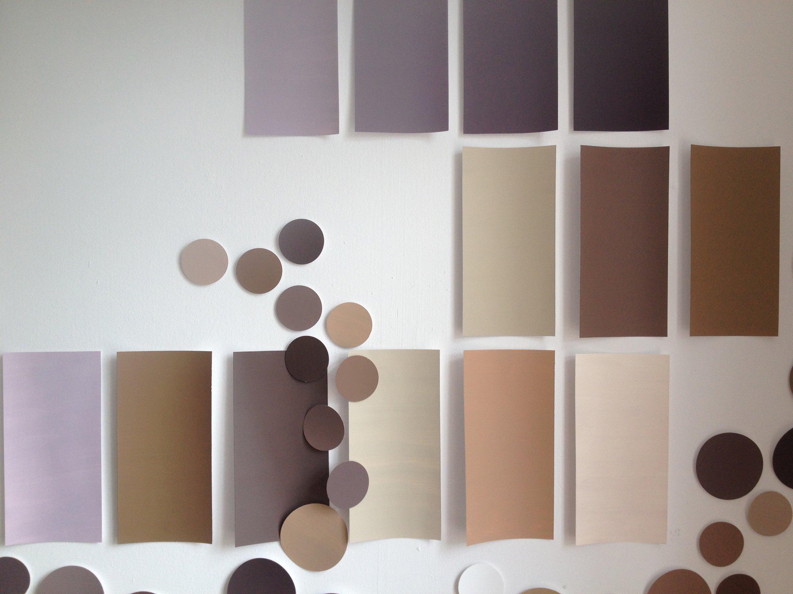Andrea müller landolt farbgestaltung   farbkarten   farbkarten